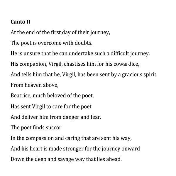 Canto 2 Libretto