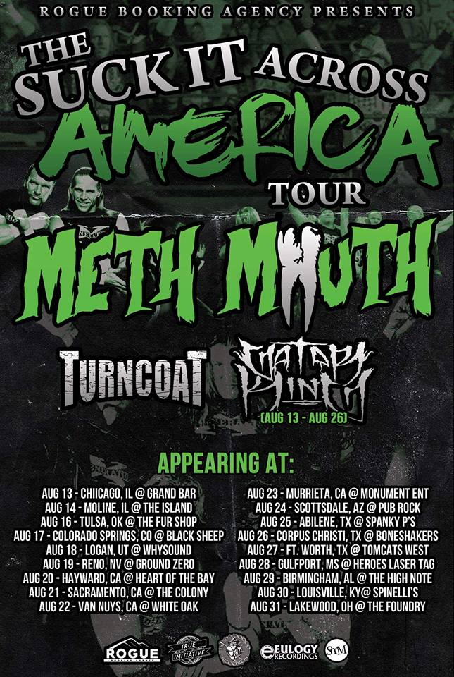 meth mouth_turncoat_Gator king August 20