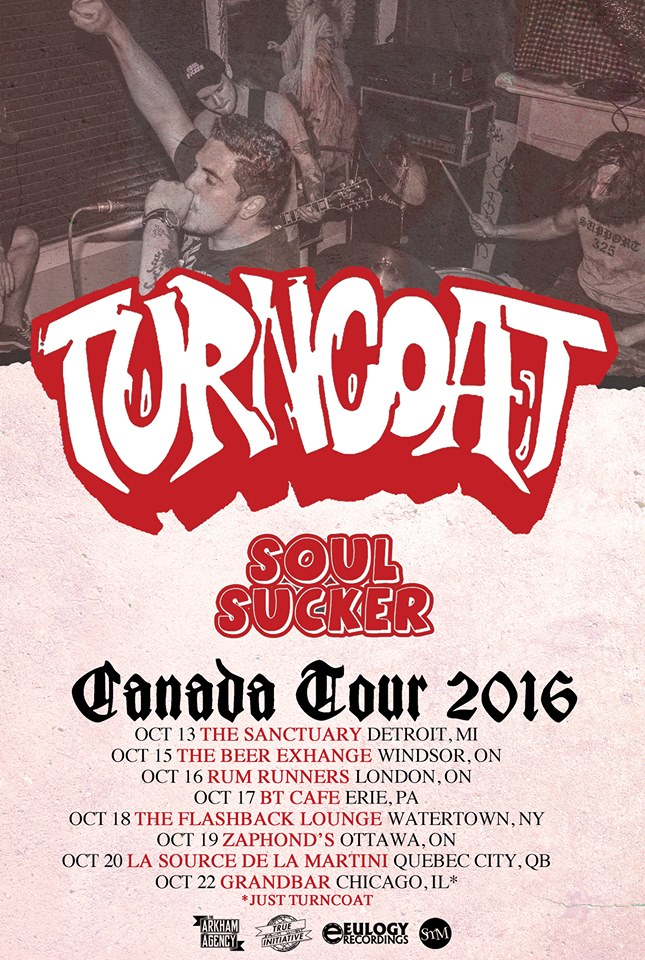 Turncoat_soul sucker Oct 2016 - Canada