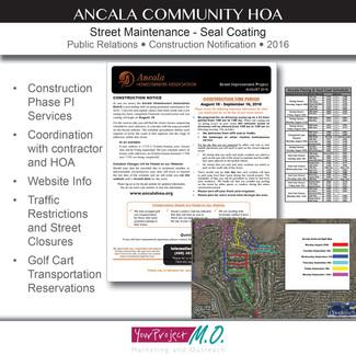 Ancala Community HOA
