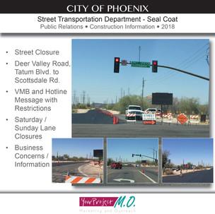 Phoenix Street Transportation Department