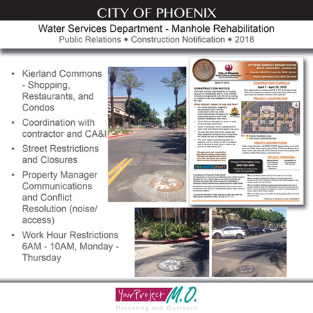 Phoenix Water Services Department
