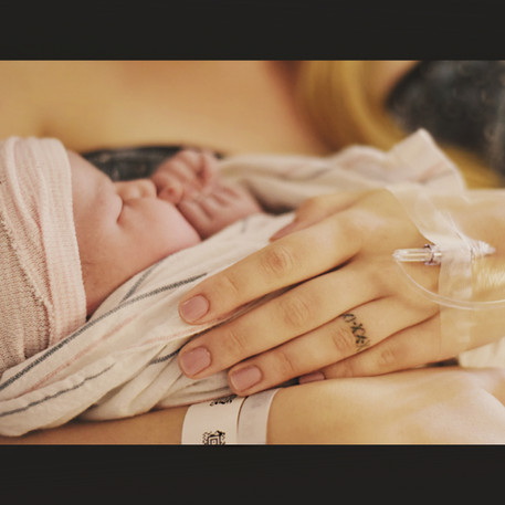 Birth Story of Kimberly Paige