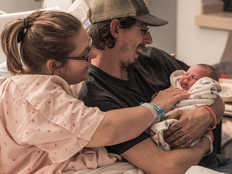 Birth Story of Kenneth Colton