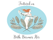 Birth Photography Badge