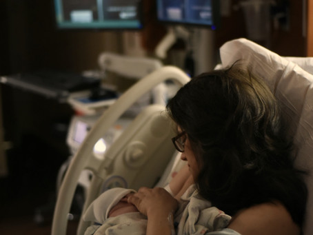 Birth Story of Aurora Soyla