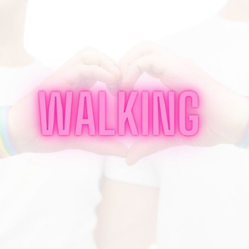 Walking Only (100 pers. max)