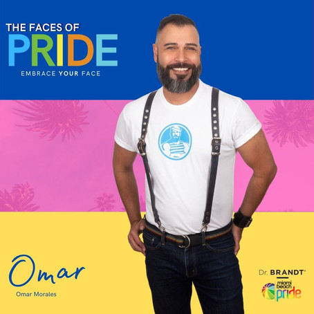 Meet Omar: Our Puerto Rican Prince With A Heart of Gold.