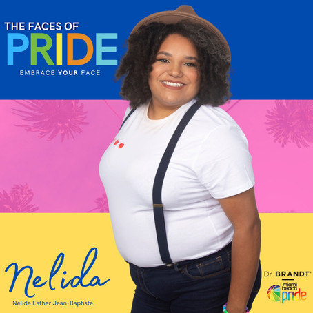 Meet Nelida: Living and Loving Life Unapologetically