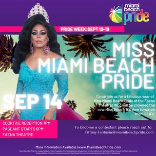 Miss Miami Beach Pride Pageant