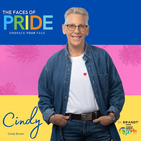 Meet Cindy: A Leading Voice of Change in the LGBTQ Community.