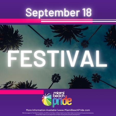Saturday Pride Festival