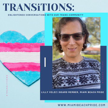 TRANSITIONS: Enlightened Conversations with our Trans-Community