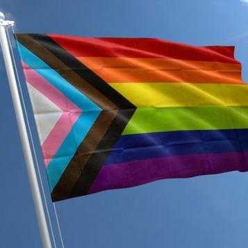 PRIDE FLAG RAISING CEREMONY