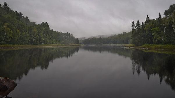 Mississagi River Provincial Park, Algoma Country, Ontario Canada