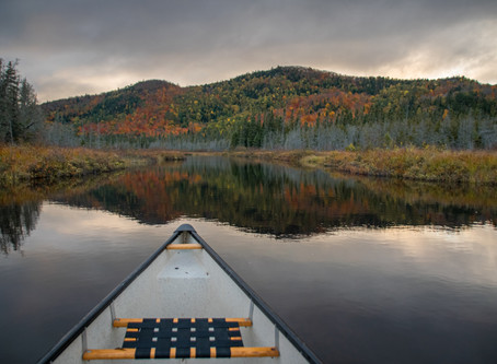 A Bad Year for Canoeing