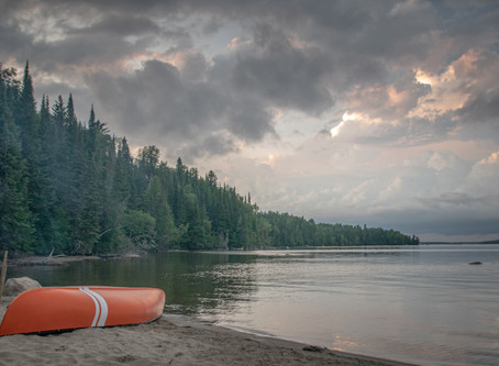 A Backcountry Paradise - Wakami Lake Provincial Park