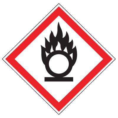 Hazard Communication Label
