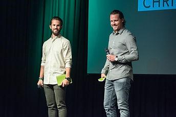 denkwiese Grüder, Pascal Schwendiann, Christop Fahrni