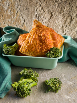 Broccoli & Cheddar Toaster Pastry