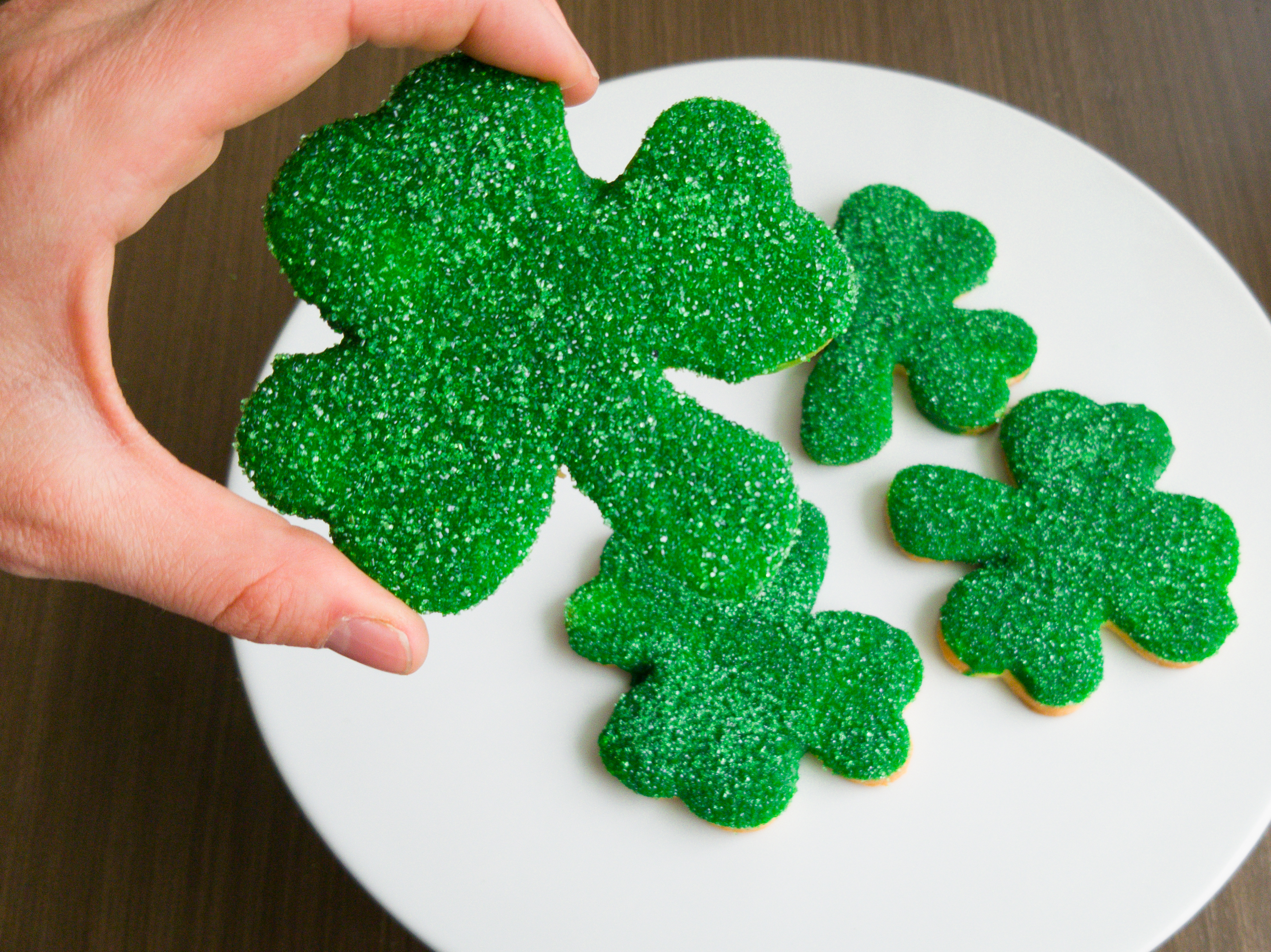 St. Paddy's Day Cookies