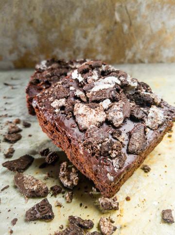 Cookies 'N Creme Brownie