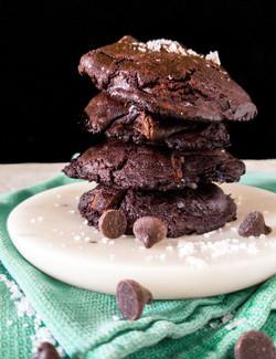 Flourless Fudge Cookie