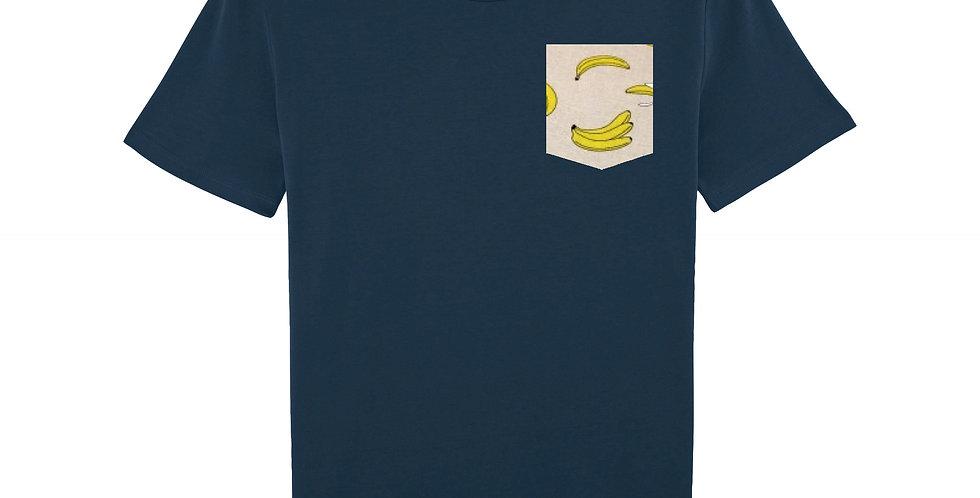 Banane - organic cotton unisex T-shirt