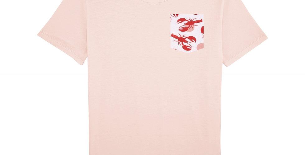 Homard & Pois - organic cotton unisex T-shirt