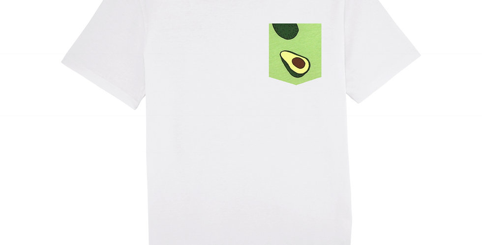 Avocat - organic cotton unisex T-shirt