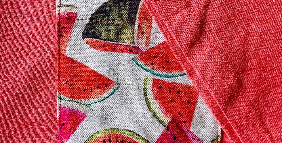 Red pastèque - Organic cotton Kid T-shirt