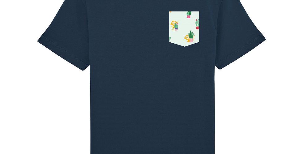 Singe & Cactus - organic cotton unisex T-shirt