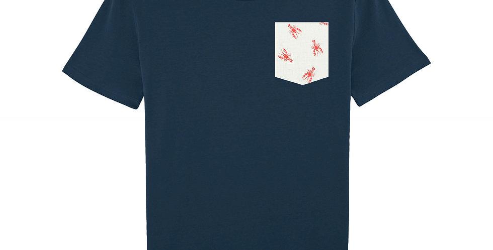 Petits homards - organic cotton unisex T-shirt