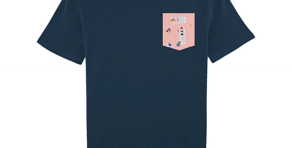 Bronzette - organic cotton unisex T-shirt