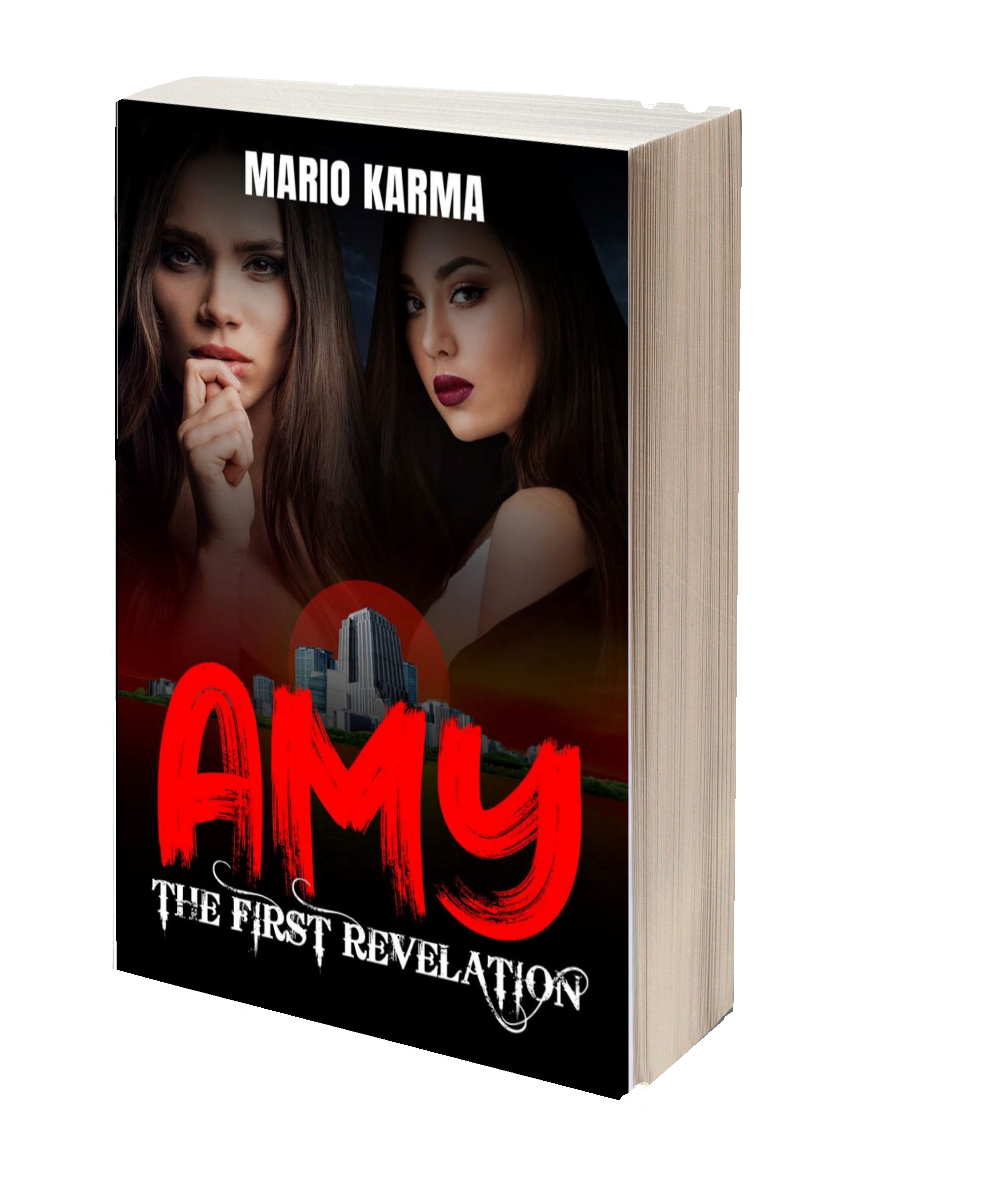 Amy The First Revelation