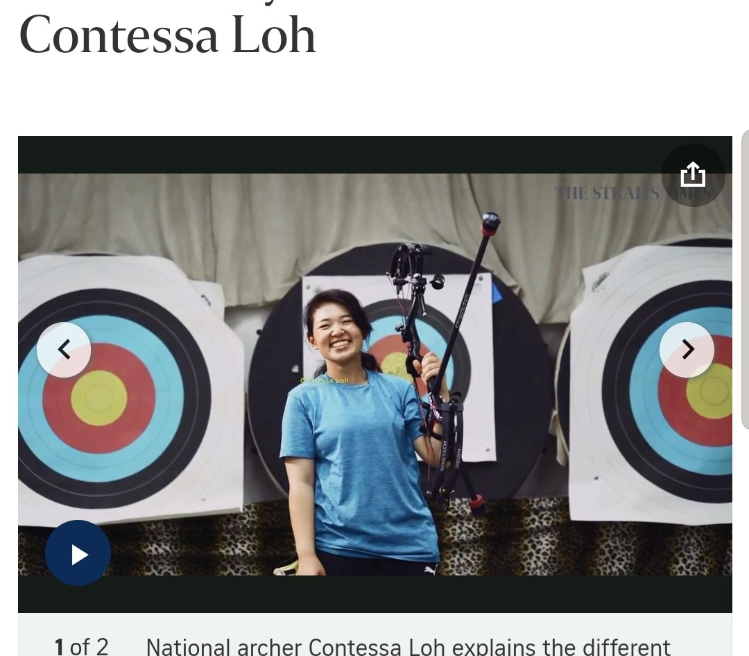 Featured by The Straits Times, Rohit Brijnath