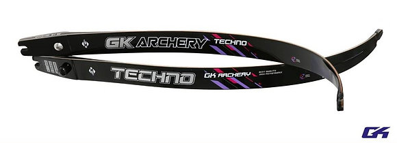 GK Archery Techno Fiber Wood Limbs