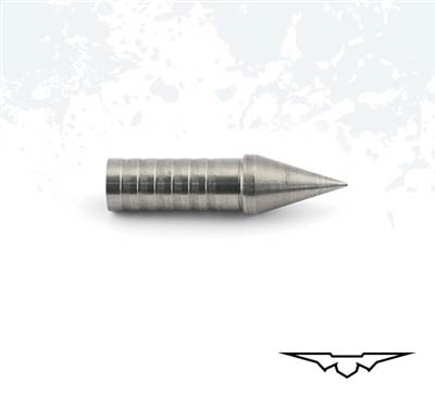 Black Eagle PS23 Nock Crusher Adjustable Glue-In Target Point (1 doz)