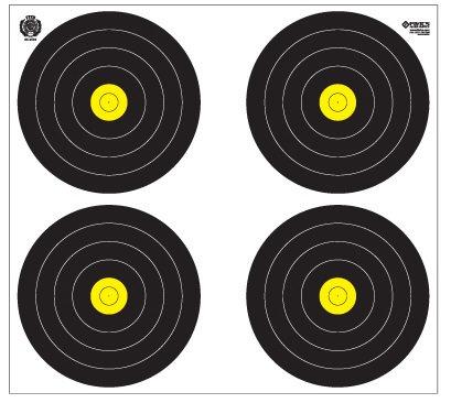 Fivics Field 40cm (4X40W) Target Face
