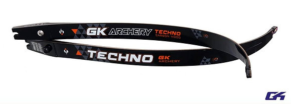 GK Archery Techno Carbon Wood Limbs