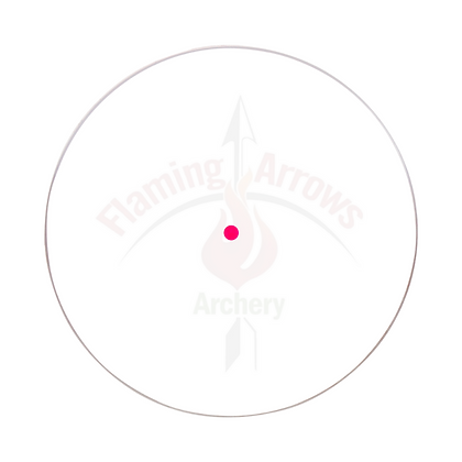 Clear Targets Aurora Star (Reticle)