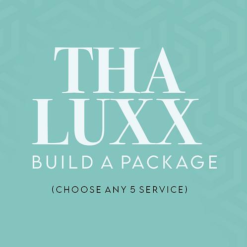 THA LUXX  (build-a-Package)