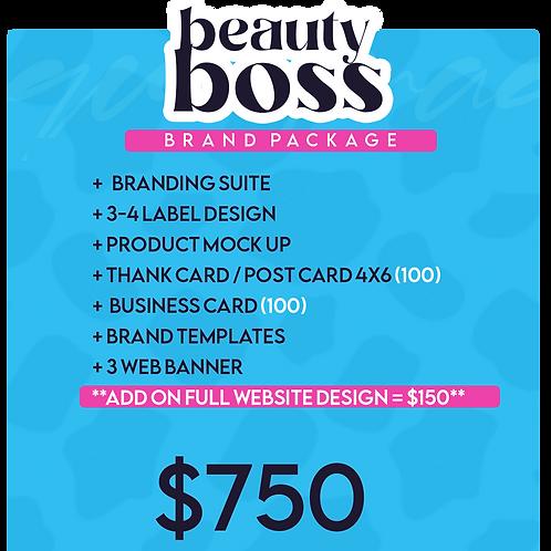 Beauty Boss Package