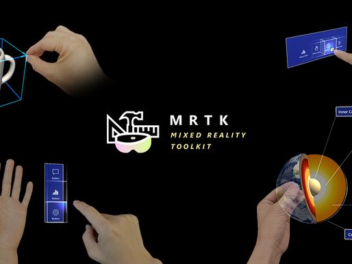 Mixed Reality ToolKit (MRTK)