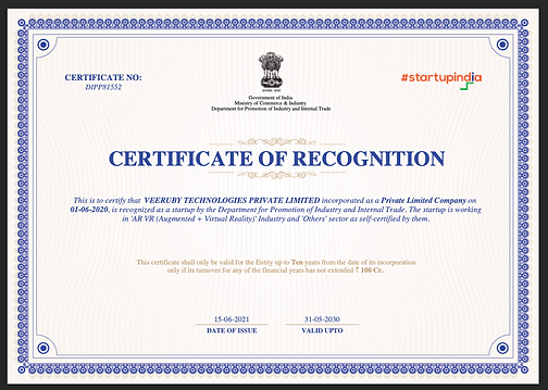StartUpIndia acknowledge.png