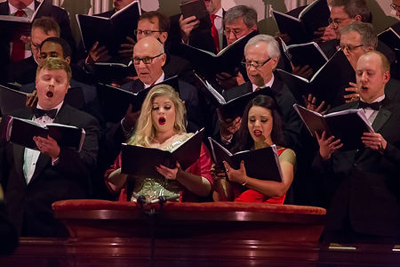Old North Festival Chorus SOLOISTS 3 (Ma