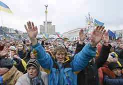 Ucrania, ¿guerra civil?