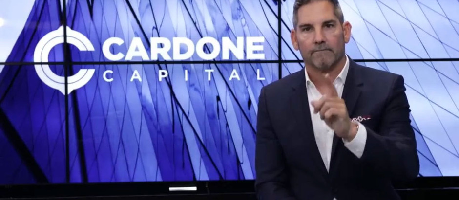 Cardone Capital Review: Everything Real Estate Investors Need To Know