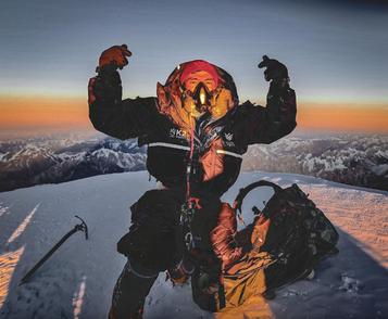 L'invernale sul K2? Roba da Sherpa.