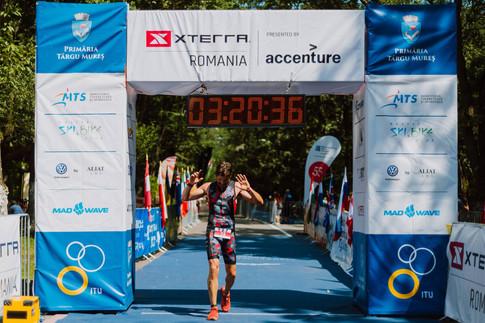 Finish Line XTERRA Romania 2019